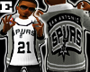 {CA} Spurs Jacket