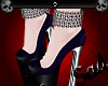 Slither Pumps Royalty