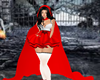 RED CAPE ONLY