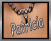 Necklace Patricia name