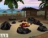 Bora Bonfire W/Out Fire