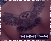 Owl Tattoo - Female