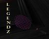 Purple /Black Tennis Rac