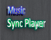 Music Sync Player