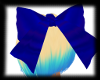 Blue Bow SALE