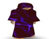 Flashing Blue Robe