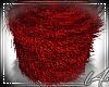 [L4]Fur Stool Red