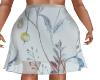 Shilo Skirt-Blue