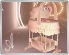 Crib Baby Lu