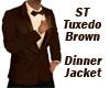 ST Brown Tuxedo Jacket 2