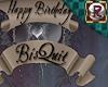 BisQuit Birthday