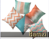 {B}Karlie FLoor Pillows