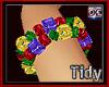 Chunky Bead Bracelets LR