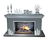 Winter SolaceV Fireplace