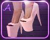 Å Pink Drip Heels