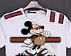 Exclusive Stripe Mickey