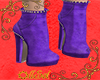 Sam Purple Boots