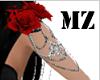 MZ Roses Epaulette v2 L
