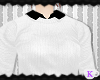 {K} Sweater White