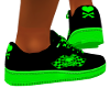Skully Green Kicks(M)