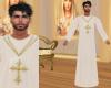 TF* Male Preacher Robe