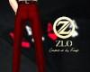 >ZLO< Harker Pants