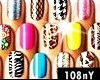 nails glitter hed 3