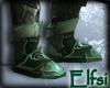 E~ Elven armour boots