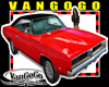 VG 1969 Muscle CAR Red