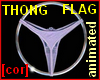 [cor] Thong flag