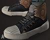 ! Dark Vintage Sneakers