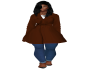 DB: Fall Coat Brown