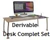 Desk Complet Set Deriv