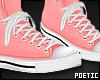 P|PinkSneakers
