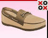 Tan Marine Loafers