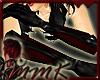 MMK Black Queen Gloves L