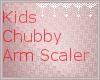 *C* Kids Chubby Arms