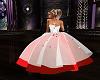 V-Day Flower Girl Gown
