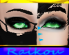 Green Glow Eyes