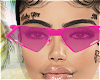 PINK GIRL GLASSES