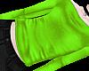 * Femboy green top x