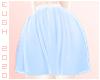 E - Blue Doll Skirt