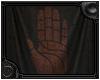 Smuggler's Red Hand Flag