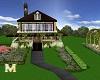 furnished love villa