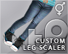TP Custom Leg Scaler