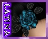 [ML] Gothic Rose blue