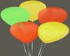 Birthday Small Balloons