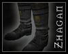 [Z] Necrom.Boots gold