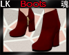 *LK* Red Boots