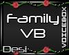 D|  Family Voicebox
